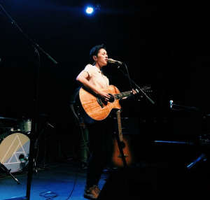 kina grannis at porter's pub in la jolla (2/20/2015)